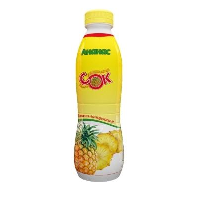 """Напиток сывороточный """"Ананас"""""""