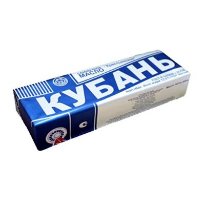 """Масло сливочное """"Кубань"""" 450г"""