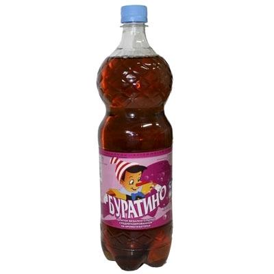 """Напиток безалкогольный """"Буратино"""" 1,5л"""