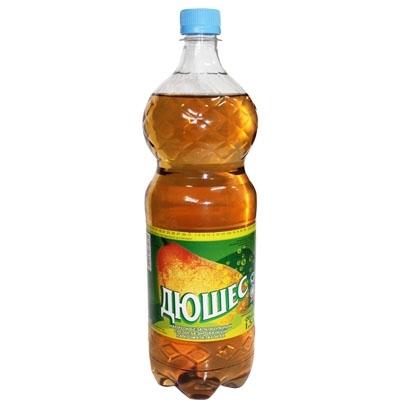"""Напиток безалкогольный """"Дюшес"""" 1,5л"""
