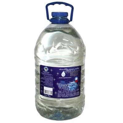 """Вода с ионами серебра """"Энергия воды"""" не газ."""