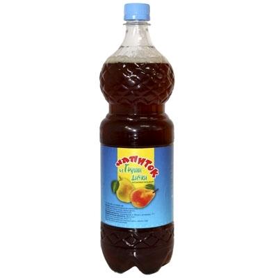 Напиток из груши-дички 1,5л