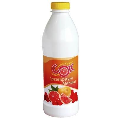 """Напиток сывороточный """"Грейпфрут-Малина"""""""